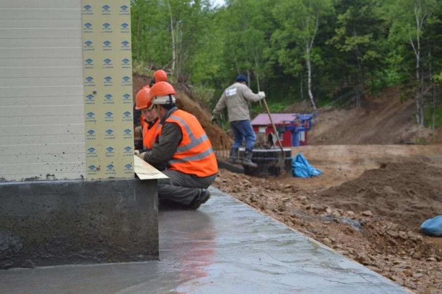 На Сахалине в конце августа откроют новый горнолыжный комплекс, фото-4