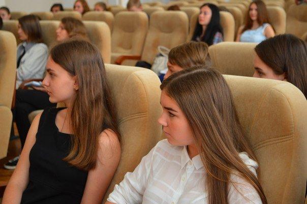 В Черноморске стартовала работа лагеря лидеров, фото-1