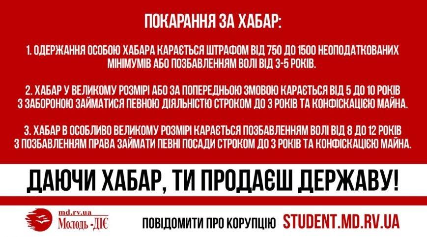 Як рівненським студентам не давати хабар?, фото-1