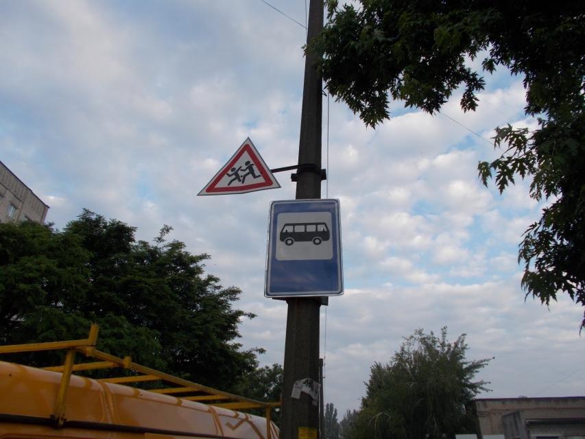 В Кременчуге обновляются дорожные знаки (ФОТО), фото-3