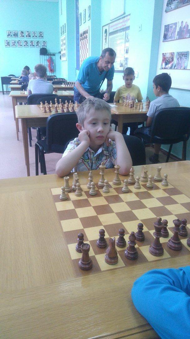 Юный шахматист из Мирнограда (Димитрова) достойно представил родной город на фестивале в Краматорске, фото-2