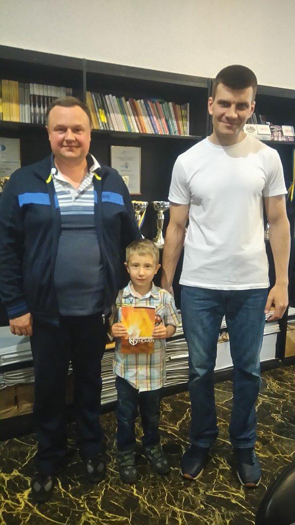 Юный шахматист из Мирнограда (Димитрова) достойно представил родной город на фестивале в Краматорске, фото-3