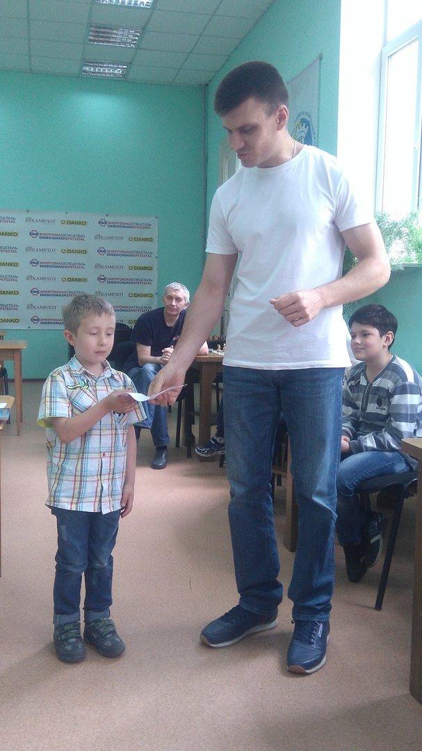 Юный шахматист из Мирнограда (Димитрова) достойно представил родной город на фестивале в Краматорске, фото-4