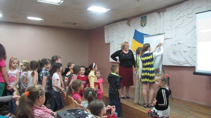 В Краматорске детей познакомили с Агнией Барто, фото-1