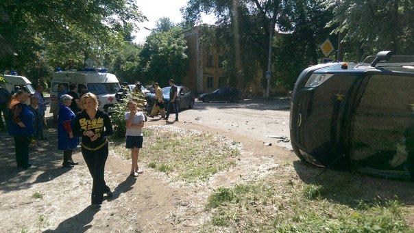 В Ульяновске 7 человек пострадали в аварии с маршруткой. ФОТО, фото-3