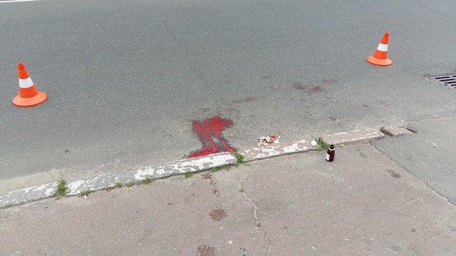 Черниговчанин сбил пенсионера на тротуаре и скрылся с места ДТП, фото-2
