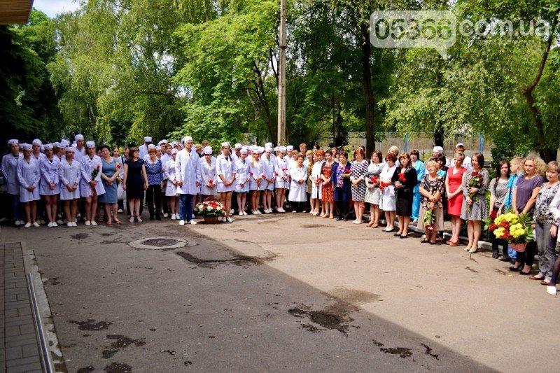 В Кременчуге открыли мемориальную доску в честь героя АТО Степана Усса (ФОТО), фото-1