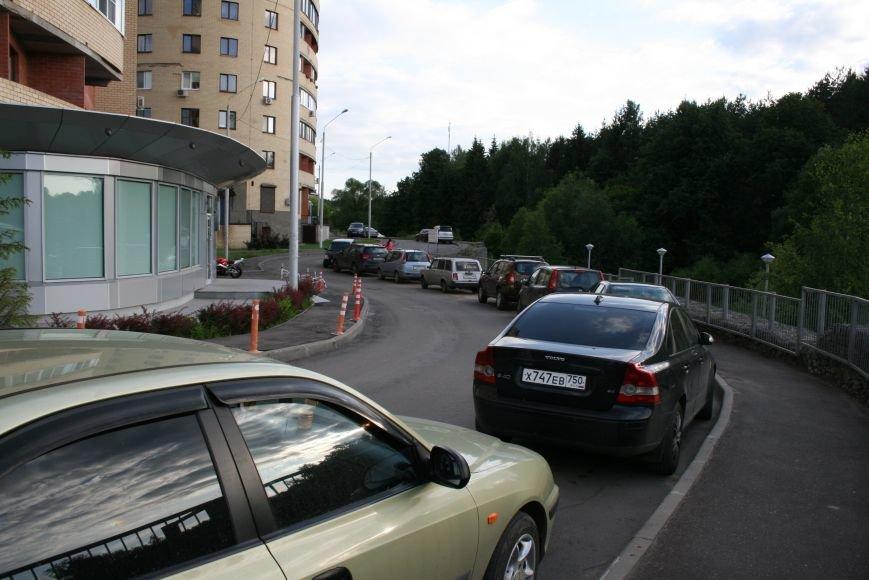 В. Е. Дудочкин обещал разобраться с парковками в Троицке, фото-6