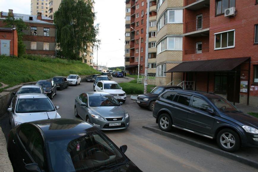 В. Е. Дудочкин обещал разобраться с парковками в Троицке, фото-5
