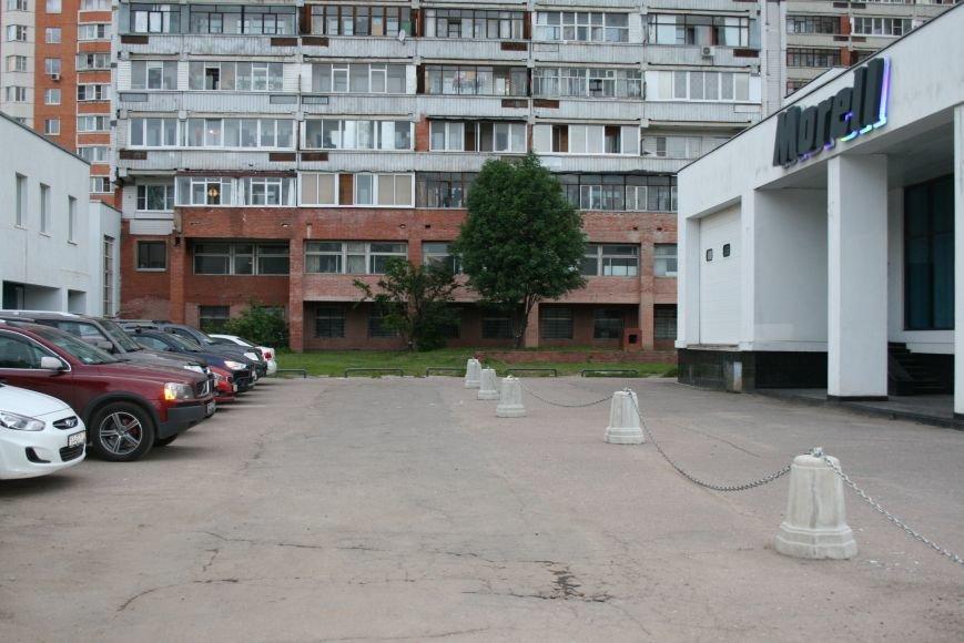 В. Е. Дудочкин обещал разобраться с парковками в Троицке, фото-10