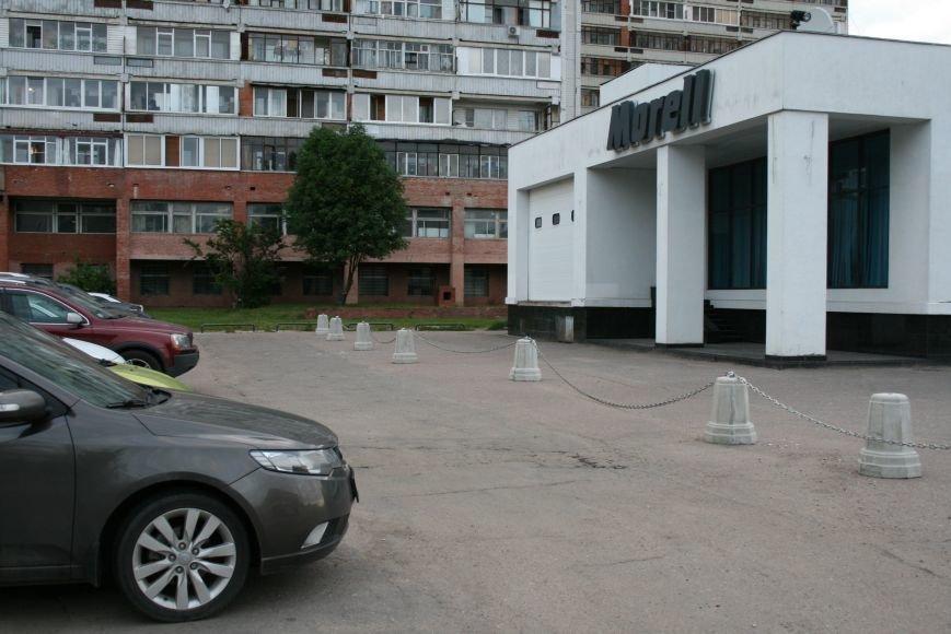 В. Е. Дудочкин обещал разобраться с парковками в Троицке, фото-8