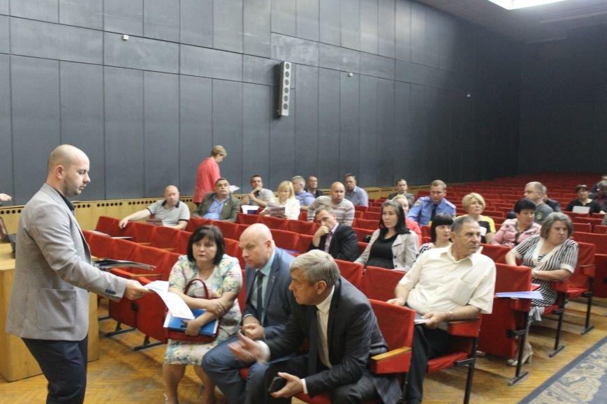 В Доброполье обсуждали роль гражданского общества в различных сферах деятельности органов местной власти, фото-2