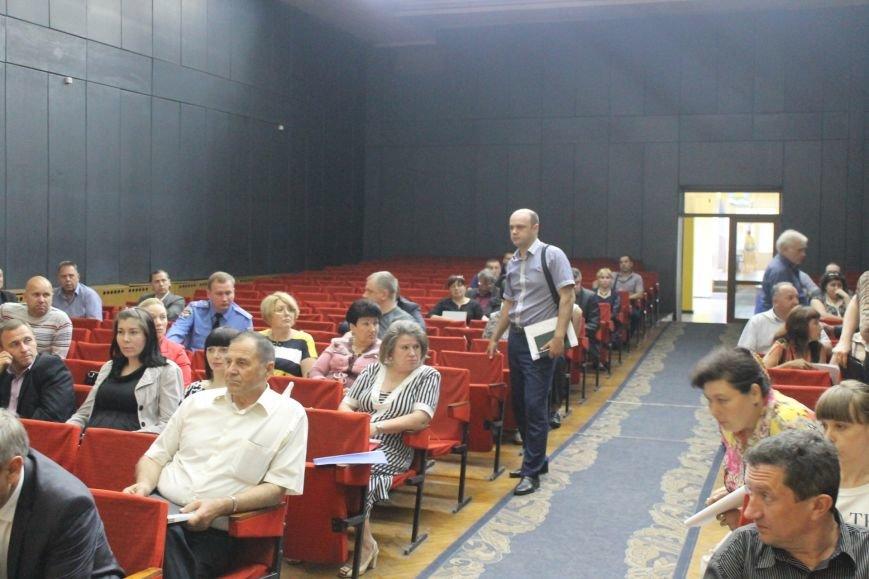 В Доброполье обсуждали роль гражданского общества в различных сферах деятельности органов местной власти, фото-3