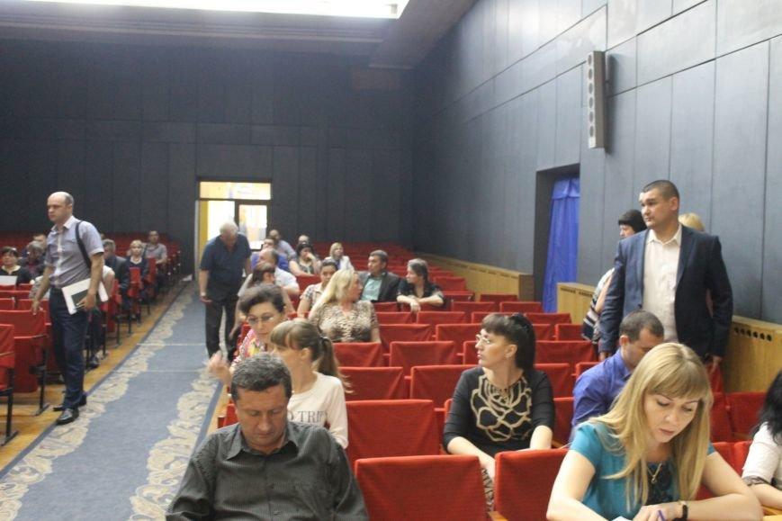В Доброполье обсуждали роль гражданского общества в различных сферах деятельности органов местной власти, фото-1