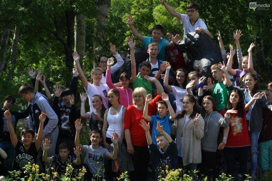 В «Лесном озере» отдыхают 85 юных сахалинцев, фото-1