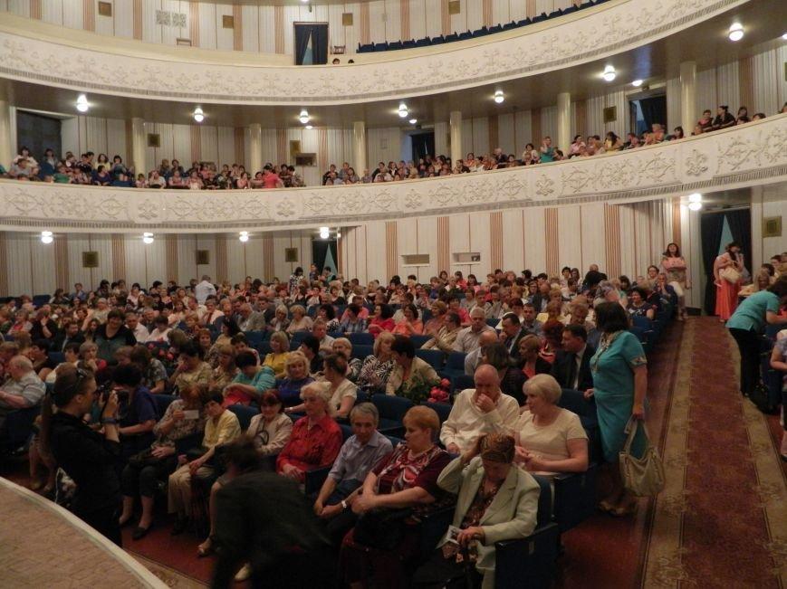 В Краматорске поздравили медиков, фото-6