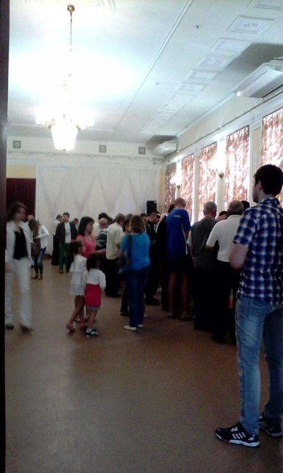 В Мариуполе под крышей тренинга для безработных проводят политическую агитацию ( Дополнено, ФОТО), фото-4