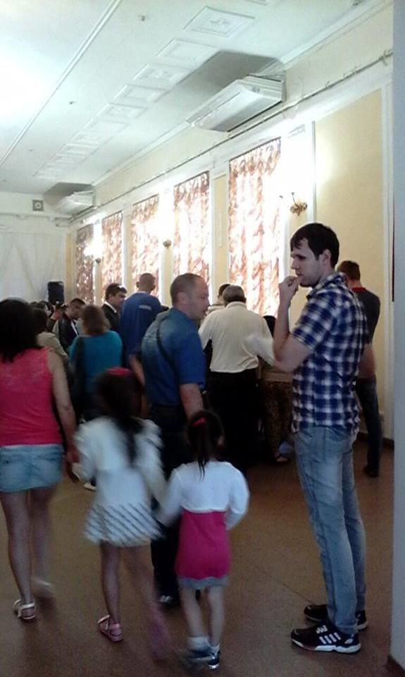 В Мариуполе под крышей тренинга для безработных проводят политическую агитацию ( Дополнено, ФОТО), фото-2