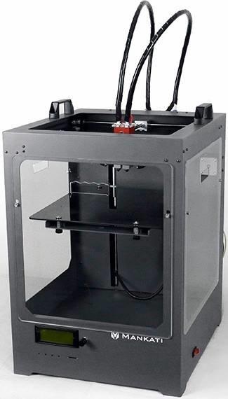 У Херсонской областной библиотеки им. Гончара появился 3D-принтер - подарок посольства США (фото), фото-1