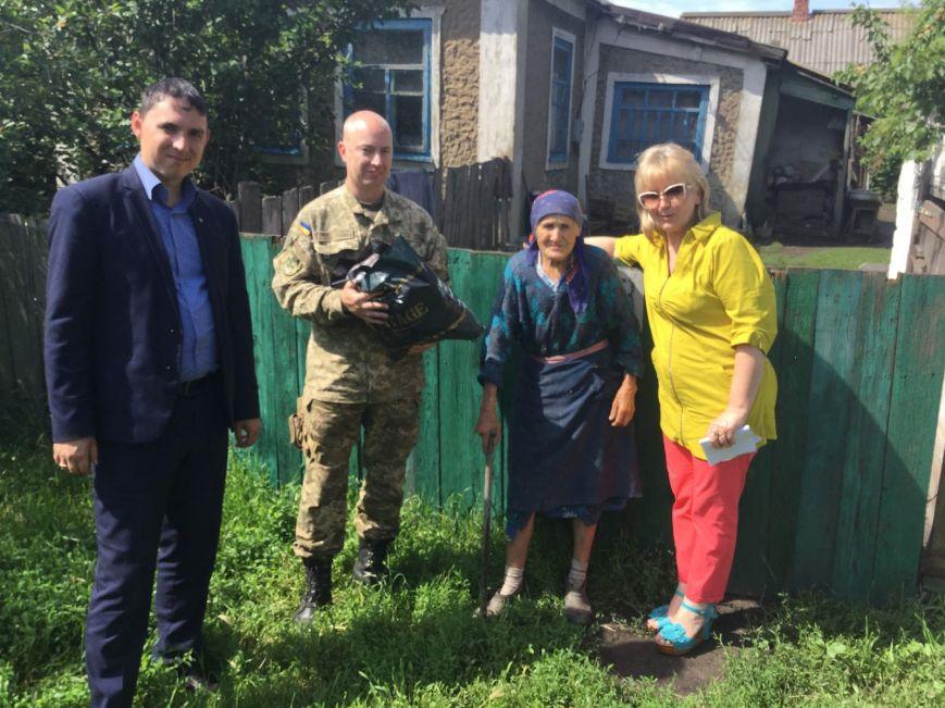 День защиты пожилых людей в Добропольском районе, фото-2