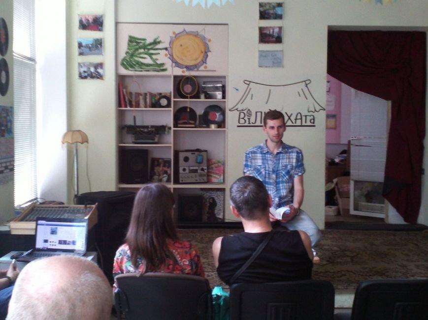 Краматорск посетил поэт из Ровно, фото-3