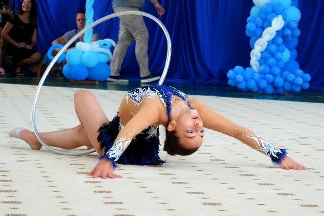 На Всеукраинском турнире в Одессе гимнастки из Херсона стали первыми (фото), фото-1