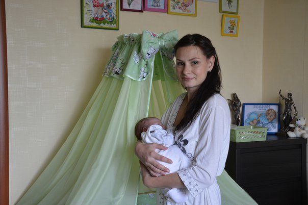 Новорожденные малыши – надежда на мир в родном городе (ФОТО), фото-6