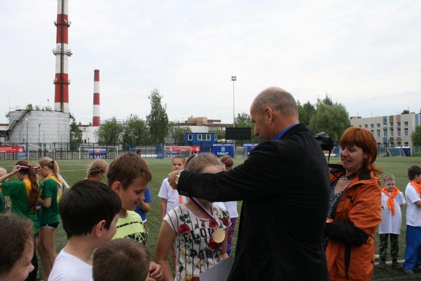 На Троицком стадионе прошли «Весёлые старты», фото-3