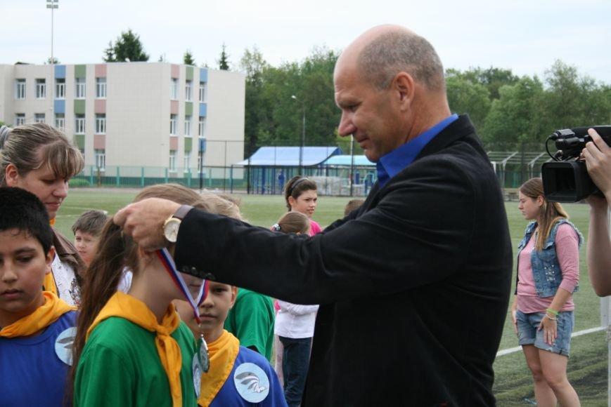 На Троицком стадионе прошли «Весёлые старты», фото-2