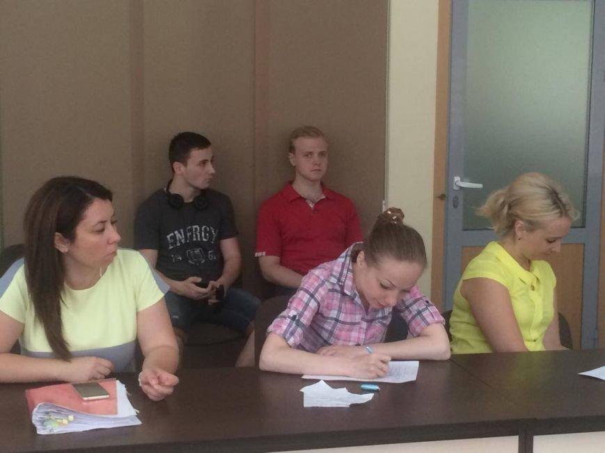 В Мариуполе на летних каникулах будут обучать будущих чиновников (ФОТО), фото-5