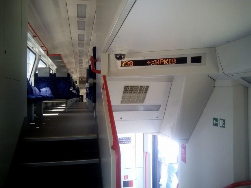 """В Геническ прибыл скоростной поезд """"Интерсити"""", фото-2"""