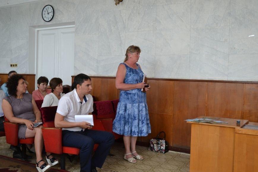 Что обсуждали на совещании сельских голов в Добропольском районе, фото-2