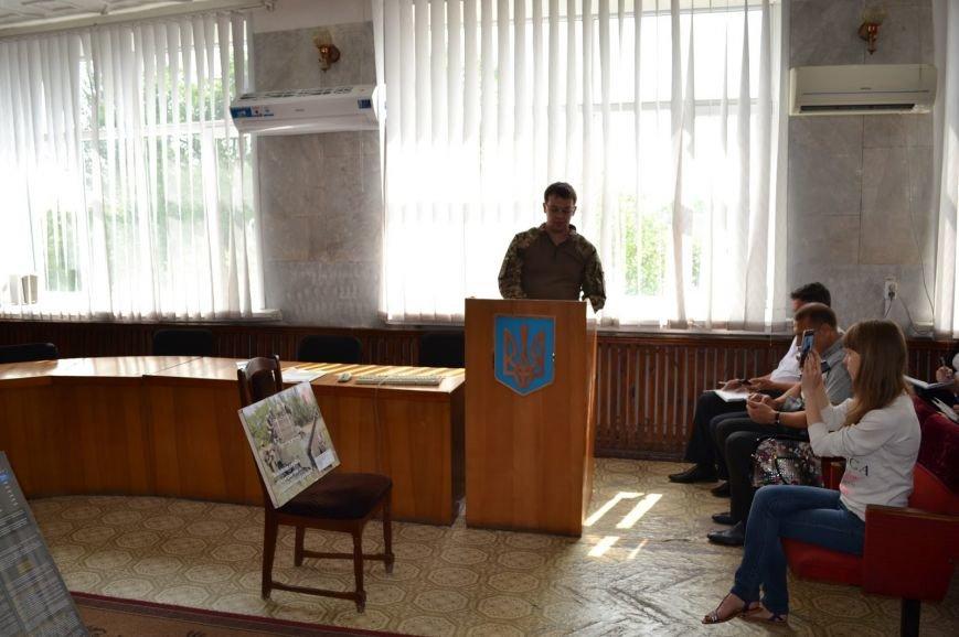 Что обсуждали на совещании сельских голов в Добропольском районе, фото-1