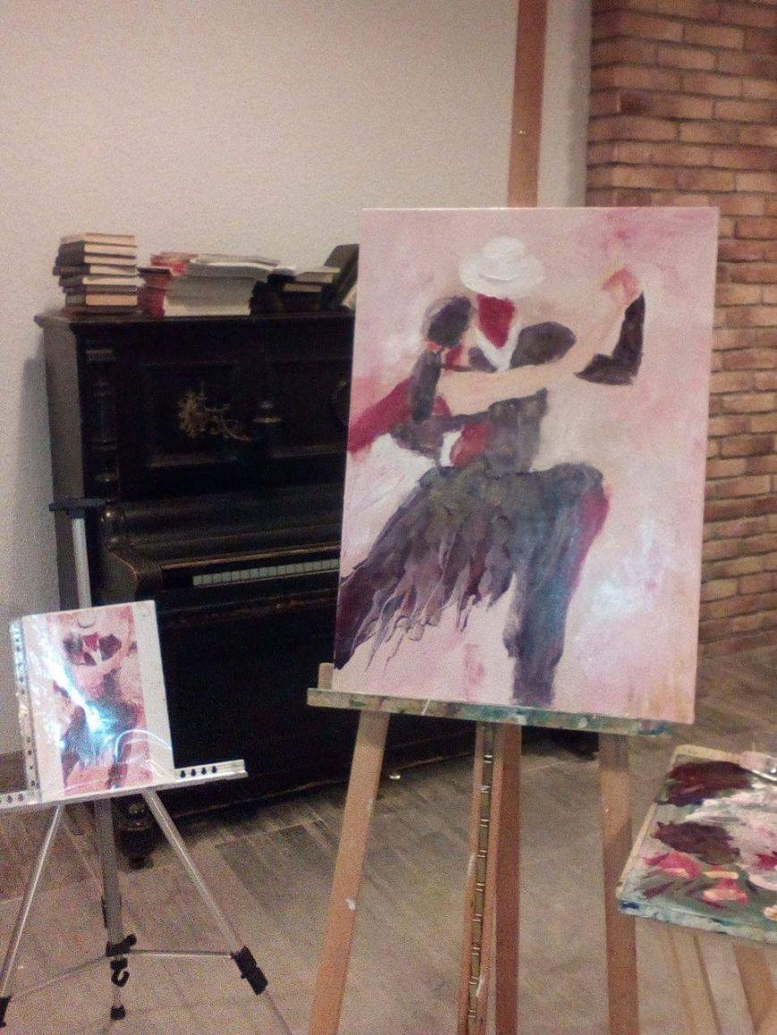 История человека, который думал, что не умеет рисовать, а потом создал картину маслом (ФОТО), фото-1