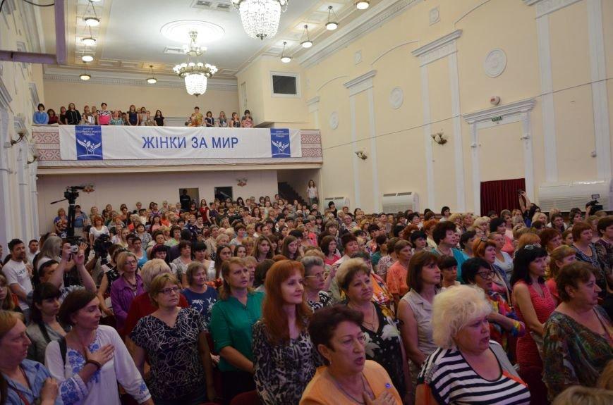 В Мариуполе Наталия Королевская объединила женщин против войны (ФОТО), фото-3