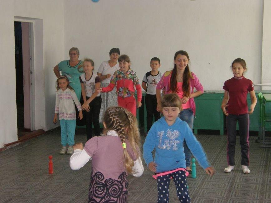 Отдых в пришкольных лагерях Добропольского района, фото-1