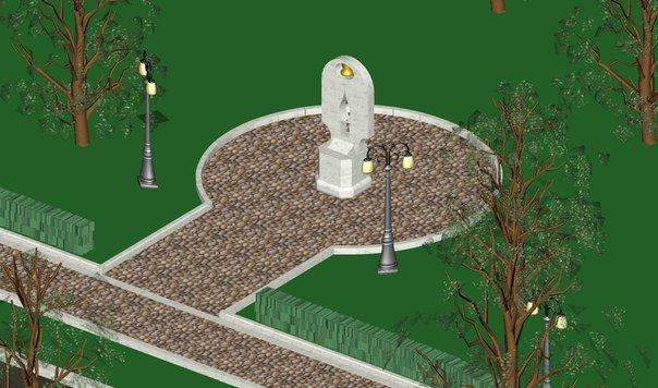 Авдеевцам предлагают обсудить проект памятного знака погибшим жителям (ФОТО), фото-5