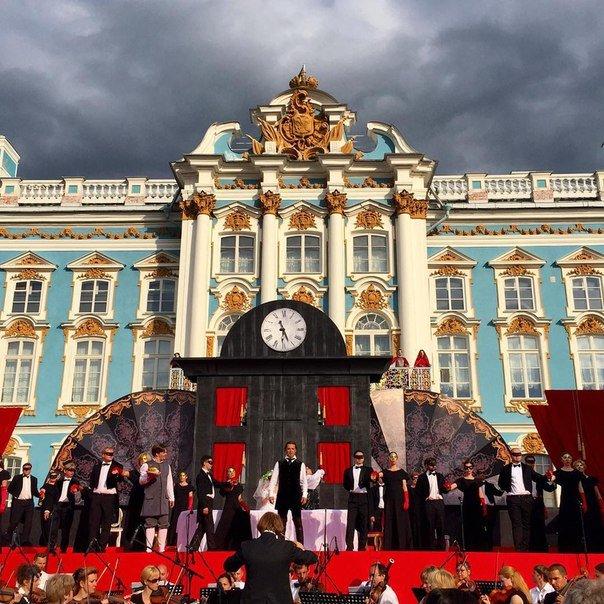 Опера всем в Пушкине