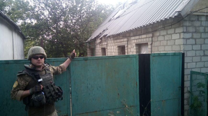 За минувшие сутки в Авдеевке пострадали два частных дома (ФОТО), фото-9