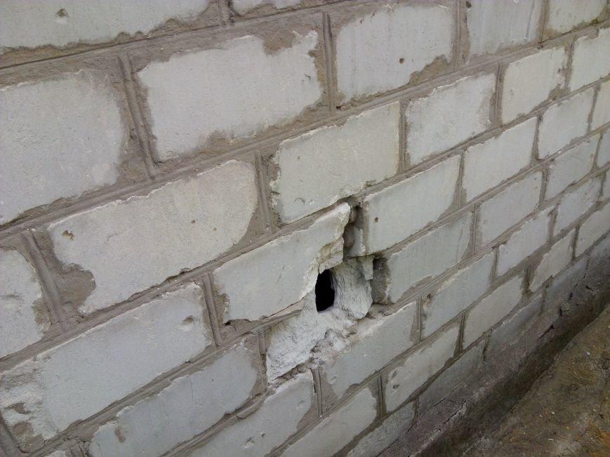За минувшие сутки в Авдеевке пострадали два частных дома (ФОТО), фото-7