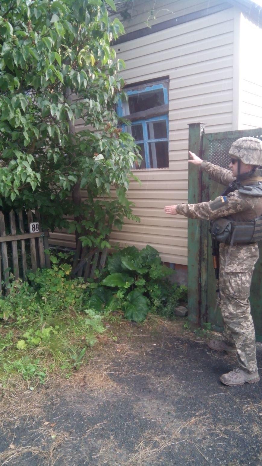 За минувшие сутки в Авдеевке пострадали два частных дома (ФОТО), фото-8