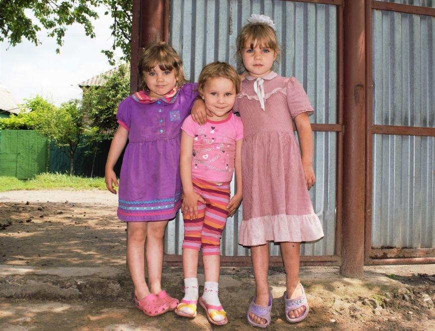 Жители Краматорска помогут многодетной семье, фото-2