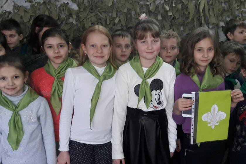 Черниговская школа приобщилась к движению пластунов, фото-2