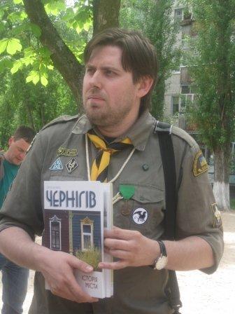 Черниговская школа приобщилась к движению пластунов, фото-1