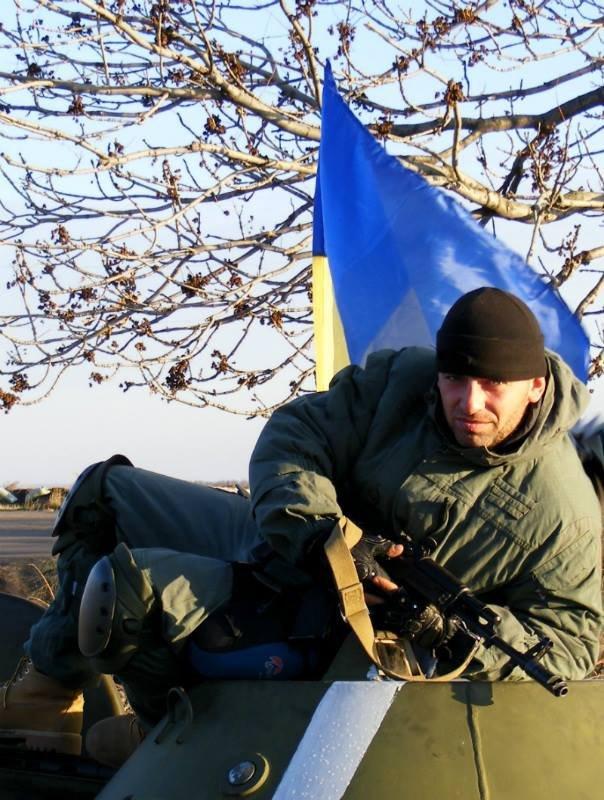 На Донбассе погиб еще один черниговский солдат, фото-1