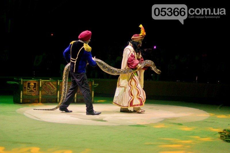 «Восхитительное шоу WOOZU – это настоящее произведение циркового искусства» (фото и видео), фото-2