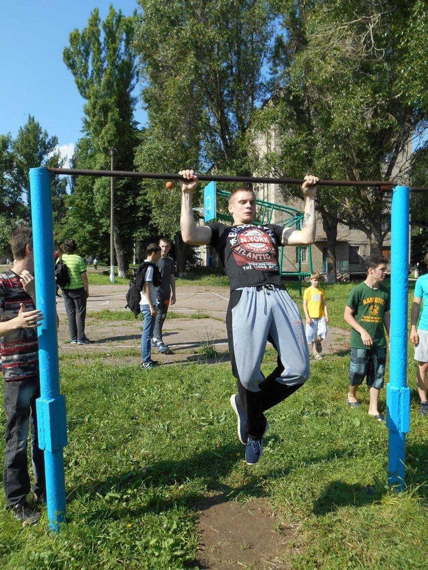 В Центре ПТО Бахмута прошел День здоровья, фото-2