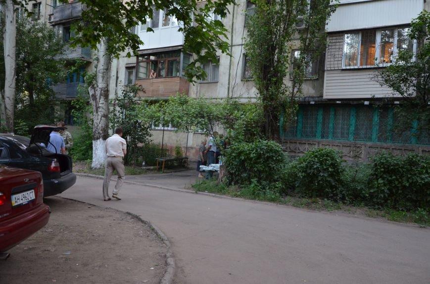Стало известно, каким оружием мужчина напугал пол-Мариуполя (ВИДЕО+ФОТО), фото-1