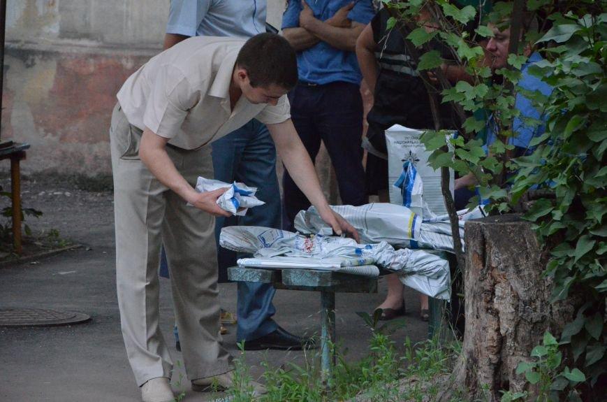 Стало известно, каким оружием мужчина напугал пол-Мариуполя (ВИДЕО+ФОТО), фото-3