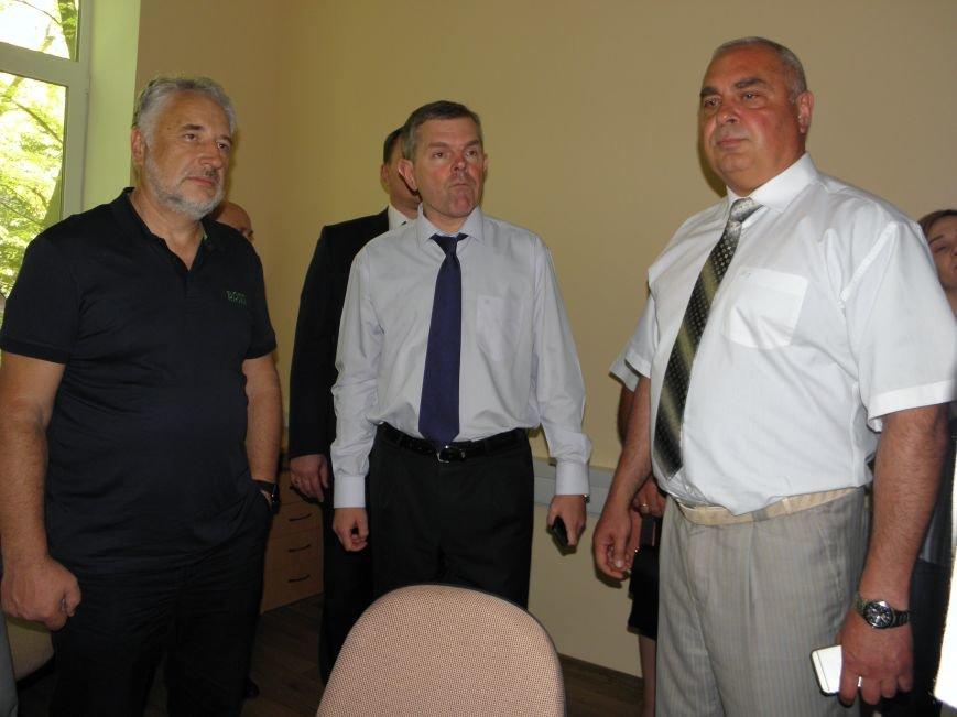 Глава минздрава открыл в Краматорске уже работающую кардиохирургию, фото-5
